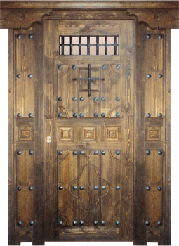 Puertas valera de abajo puertas rusticas puertas para for Puertas para casas rusticas